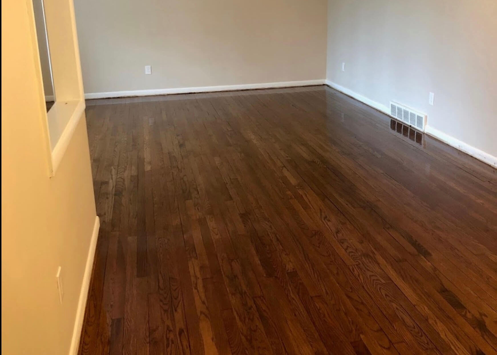 Hardwood Floor Refinishing Orange